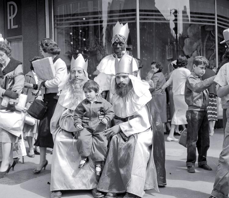 Tradición de los Reyes Magos a la mexicana