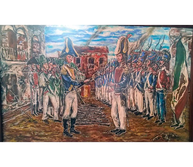 Santa Anna y el intento de reconquista española en 1829