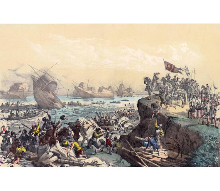 Hernán Cortés: de España al Nuevo Mundo