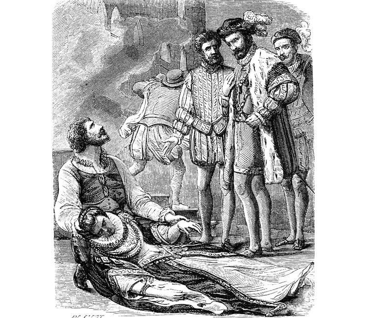 El misterioso caso de la muerte de Doña Catalina Suárez, la Marcayda