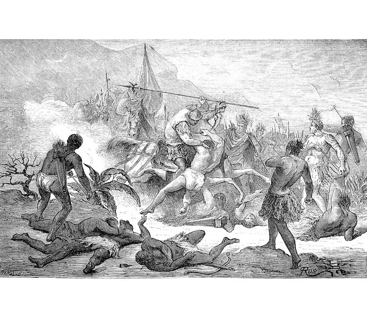 Hernán Cortés: la conquista del último gran imperio mesoamericano