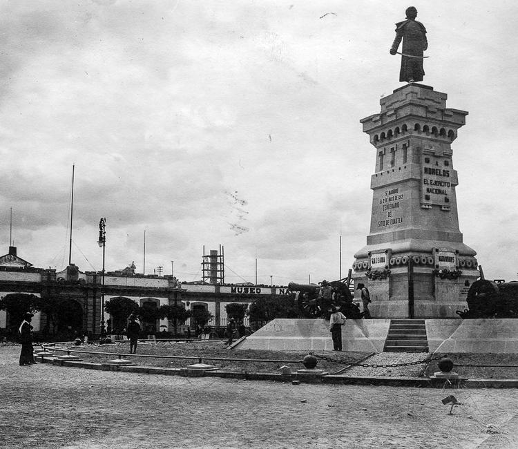 La captura de Morelos