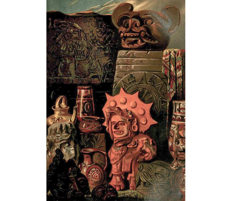 México a través de los siglos