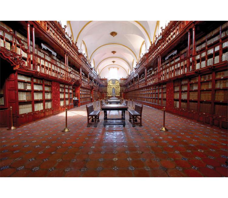 ¿Cuál fue la primera biblioteca pública de América?