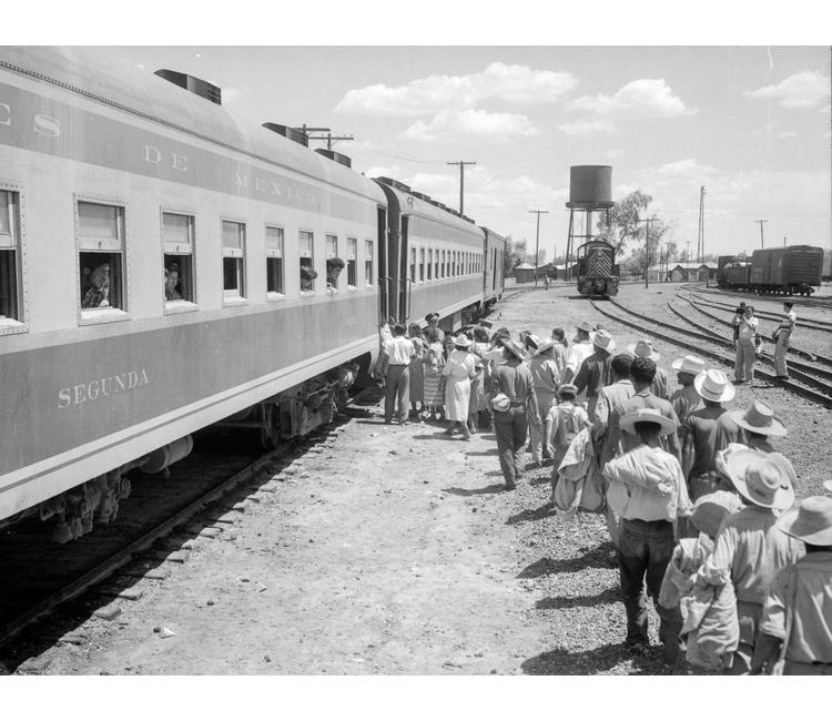La dura vida de un bracero en Estados Unidos durante la Segunda Guerra Mundial