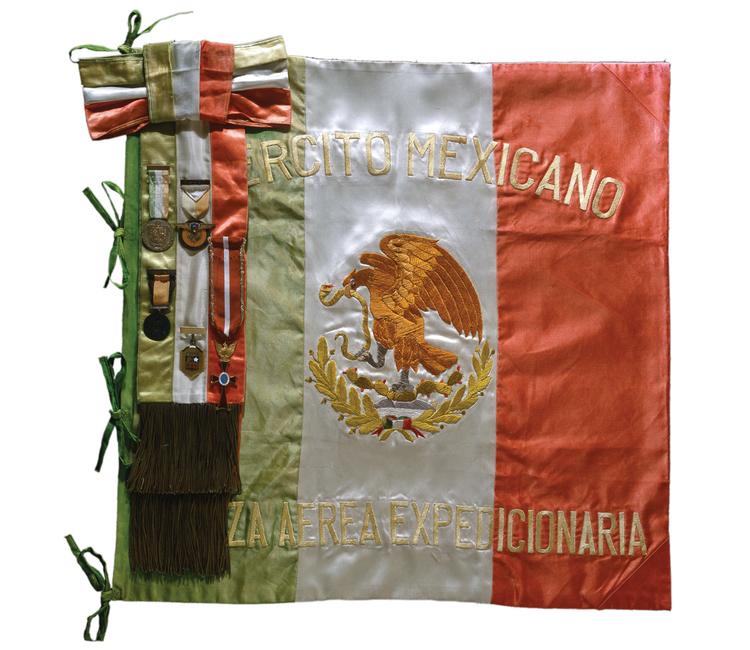 ¿Conocen todas las banderas mexicanas?