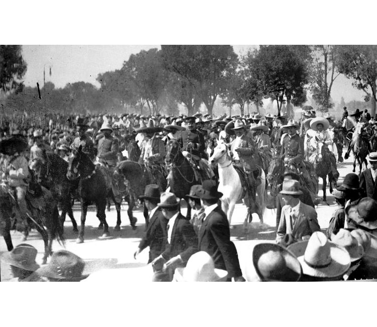 Emiliano Zapata contra Huerta