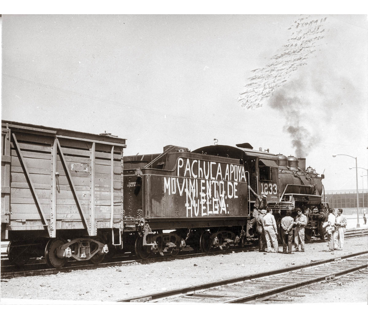 La fuerza de los ferrocarrileros