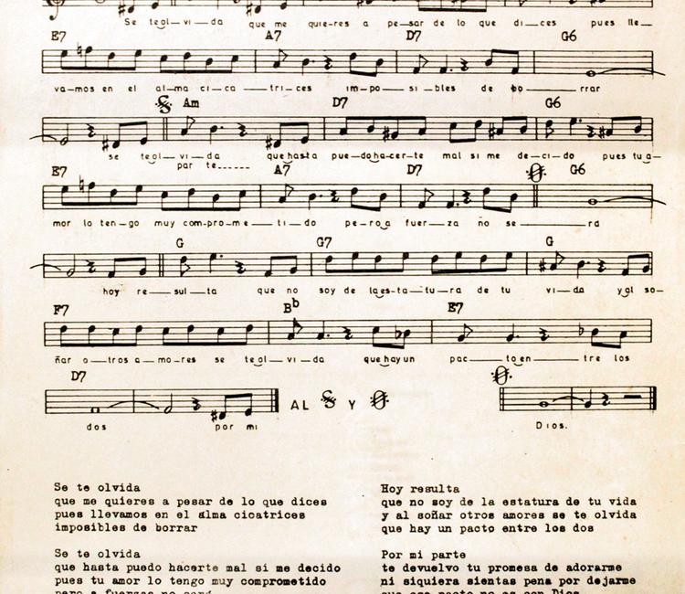 A cien años del nacimiento del extraordinario compositor Álvaro Carrillo