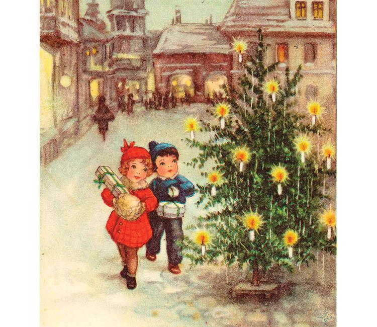 ¿Cómo llegó el Arbolito de Navidad a México?