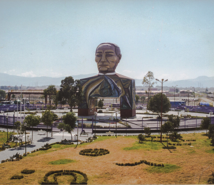 La Cabeza de Juárez, un proyecto olvidado en la Ciudad de México