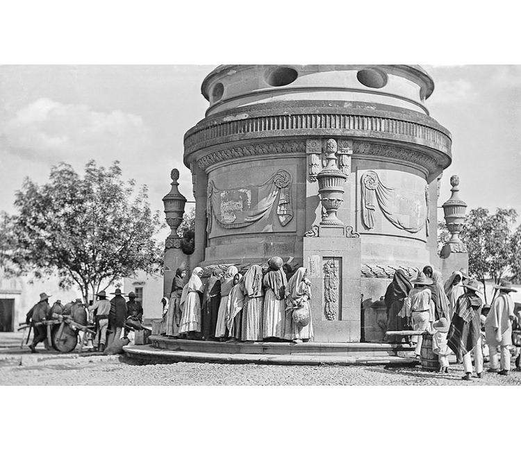 Usted está aquí: La Caja del Agua en San Luis Potosí