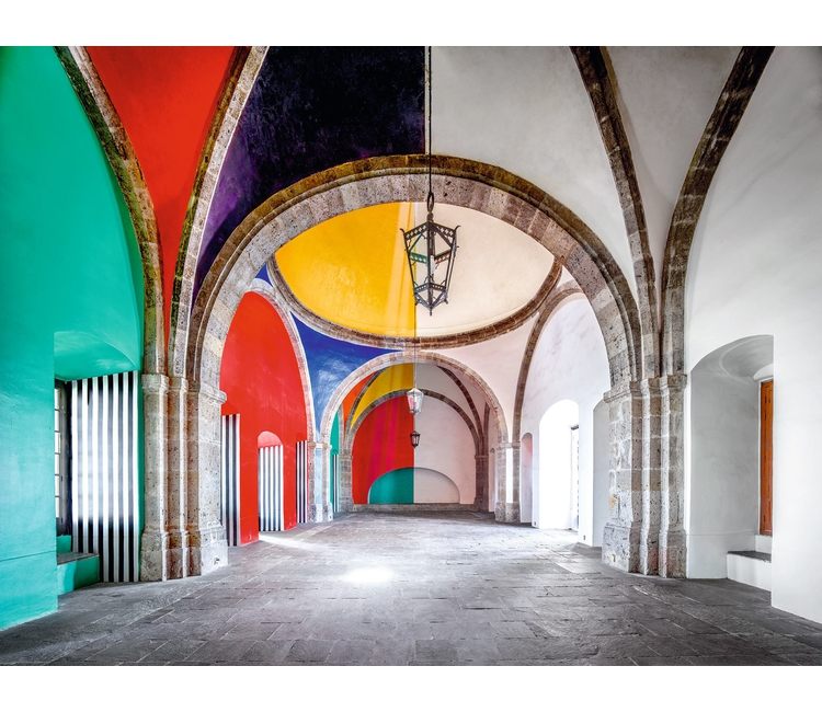 Último fin de semana para disfrutar de las bellísimas fotografías de Candida Höfer en México