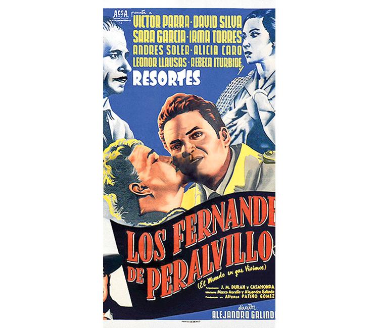 """¡Vamos al cine! Les recomendamos """"Los Fernández de Peralvillo"""""""