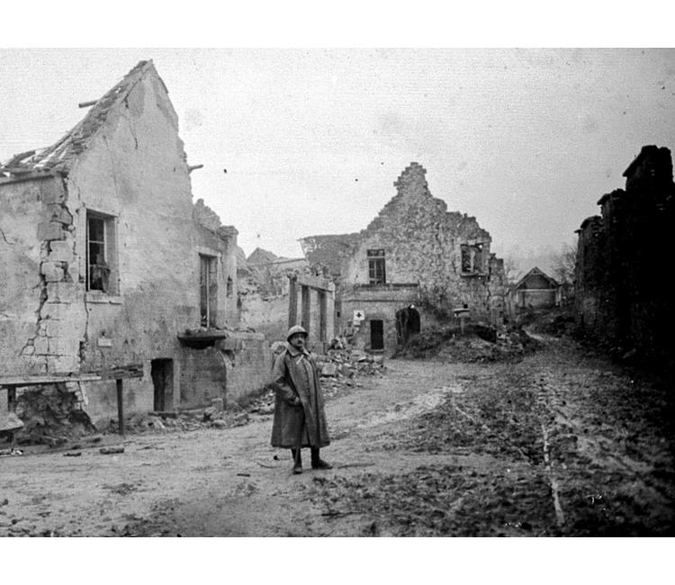Crónica de la Primera Guerra Mundial