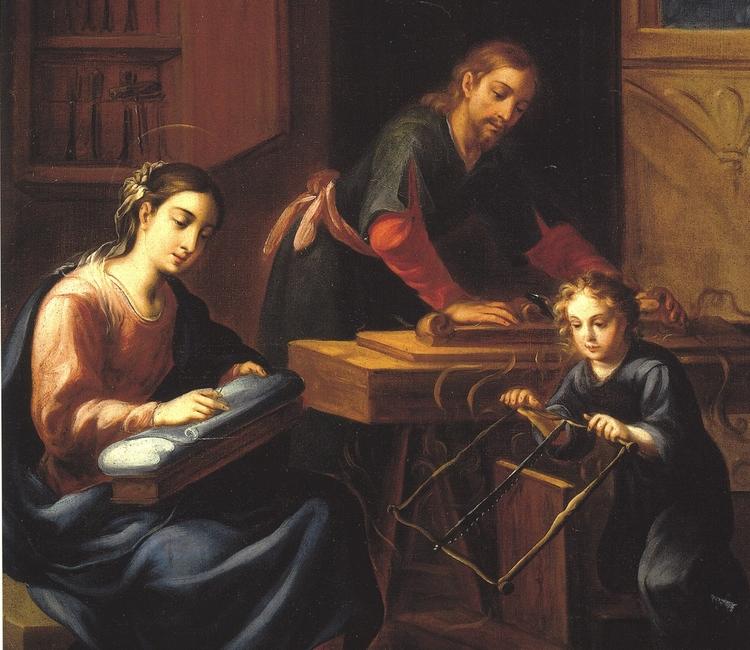 San José, padre del Niño Jesús