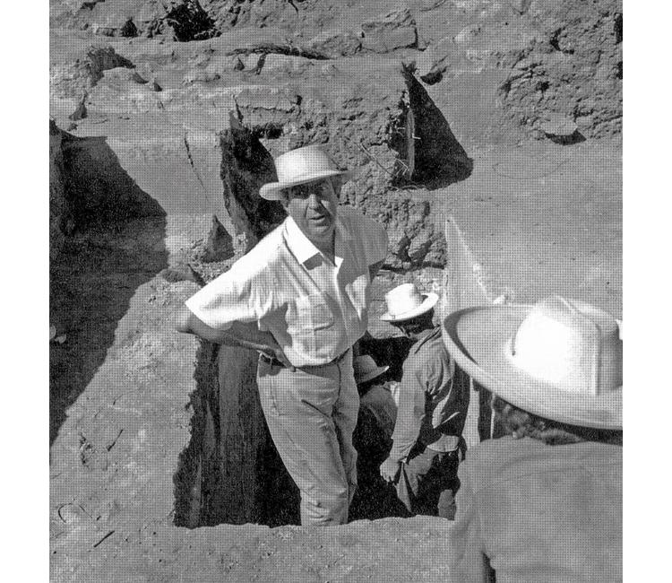 Ignacio Bernal y García Pimentel, un hombre entre la arqueología y la historia
