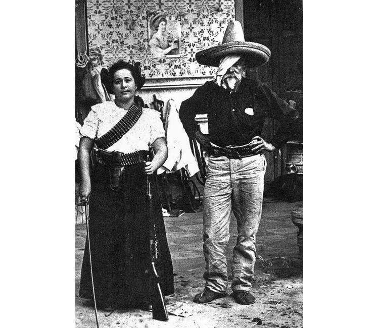 ¿El famoso peinado de la princesa Leia proviene de mujeres mexicanas?