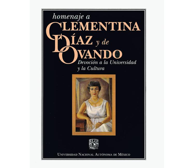"""Clementina Díaz y de Ovando, la maestra del """"bien decir"""""""