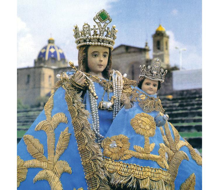 """La guerra entre la Virgen de Guadalupe (""""Patrona"""" del Ejército Insurgente) y la Virgen de los Remedios (""""Generala"""" del Ejército Realista)"""