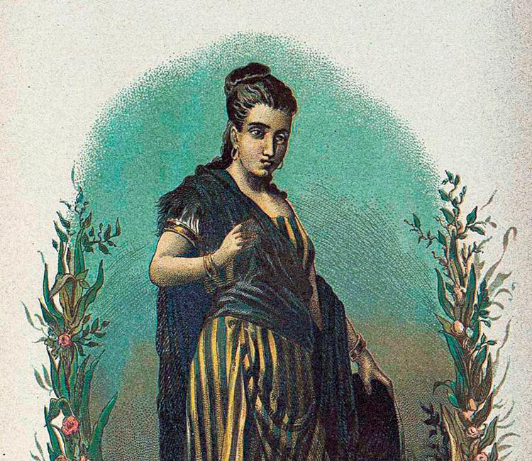 El papel de las mujeres en la Conquista