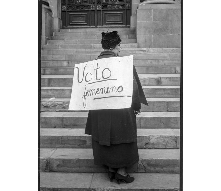 La revolución feminista