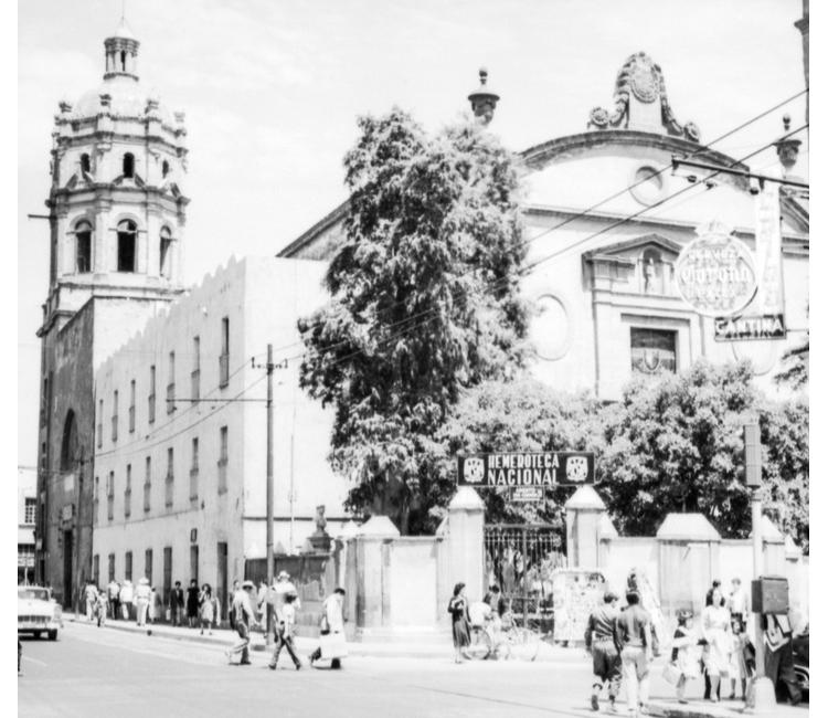 El antiguo Colegio Máximo de San Pedro y San Pablo | Relatos e ...