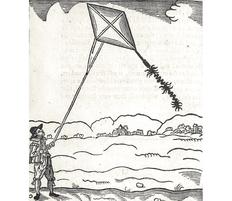 ¡Prohibido volar papalotes!