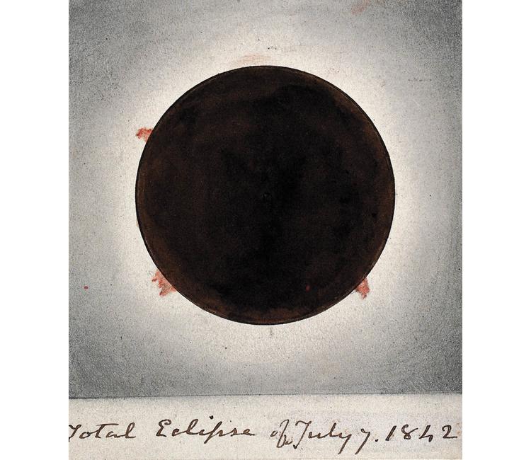 ¿Cuándo puede observarse un eclipse total de Sol?