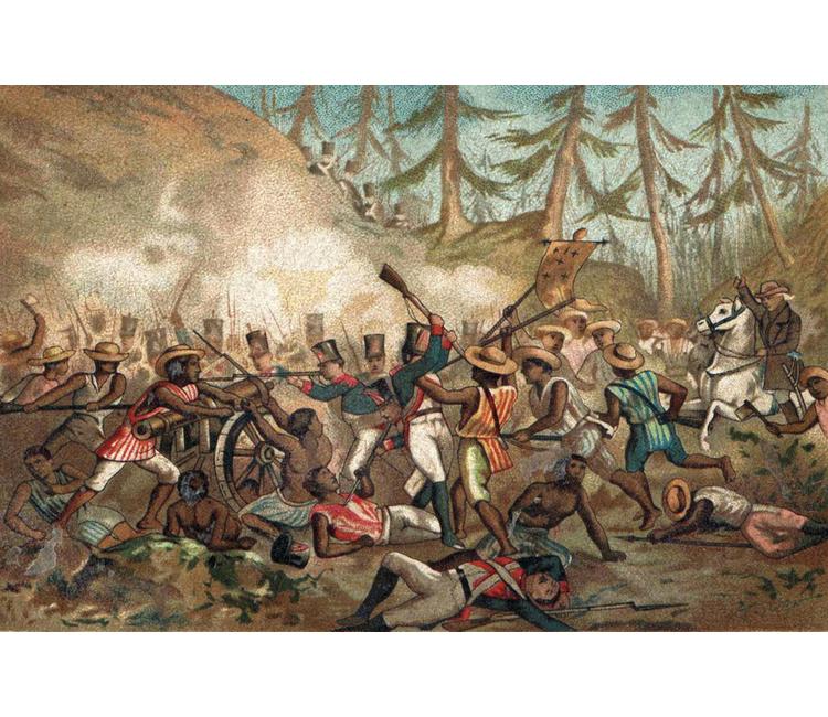 La sorpresiva irrupción de los insurgentes y la incapacidad del virrey Francisco Javier Venegas para frenar su avance (1810-1813)