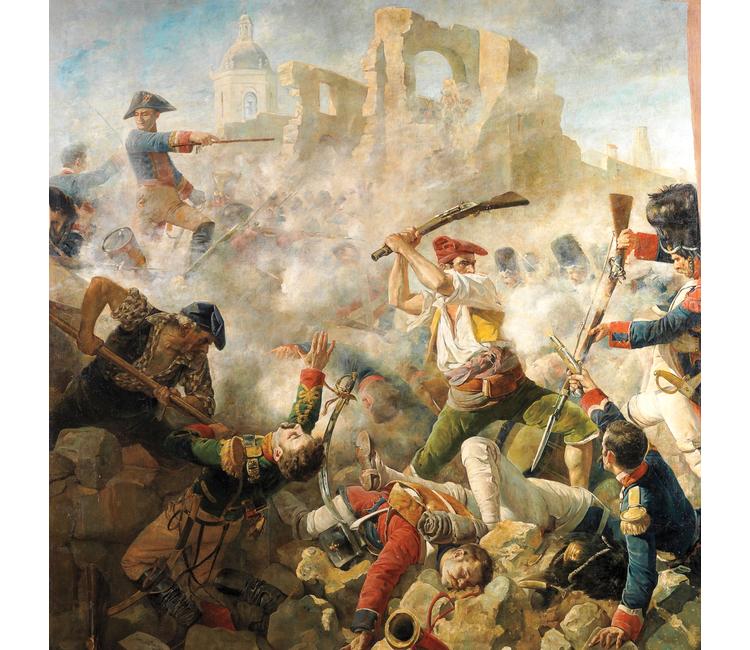 Xavier Mina en la liberación de España (1808-1814)