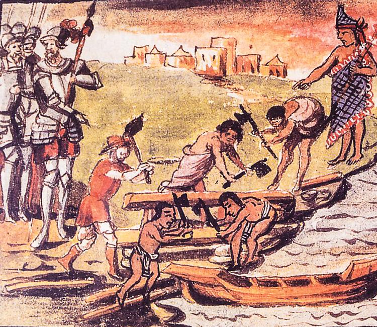 Traición en Texcoco