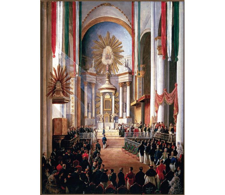 Corrupción, finanzas públicas y tráfico de influencias con Santa Anna