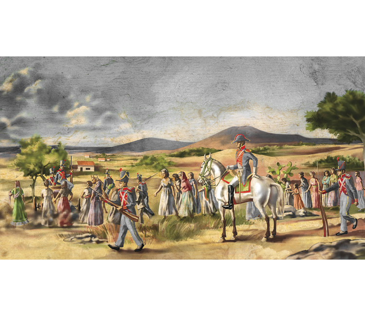 La alianza de los insurgentes con el Plan de Iguala