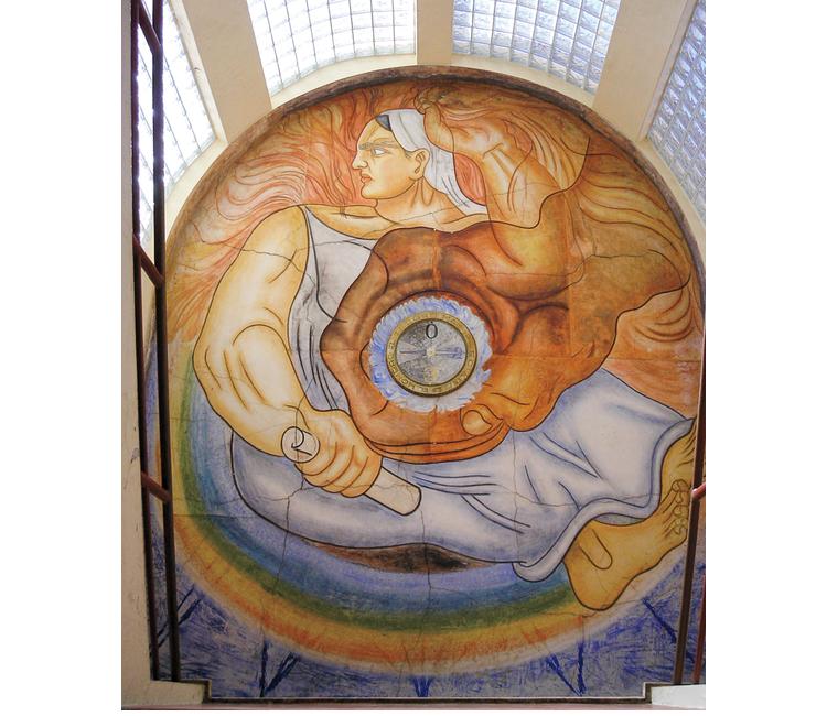 ¿Conocen al pintor revolucionario Xavier Guerrero?
