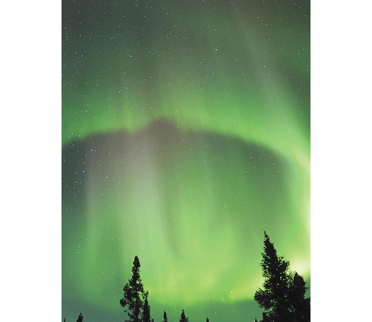 Las increíbles auroras boreales que se vieron en México en los siglos XVIII y XIX