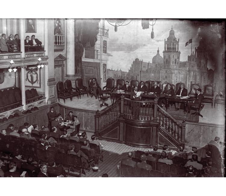 Cien años de la Constitución de 1917