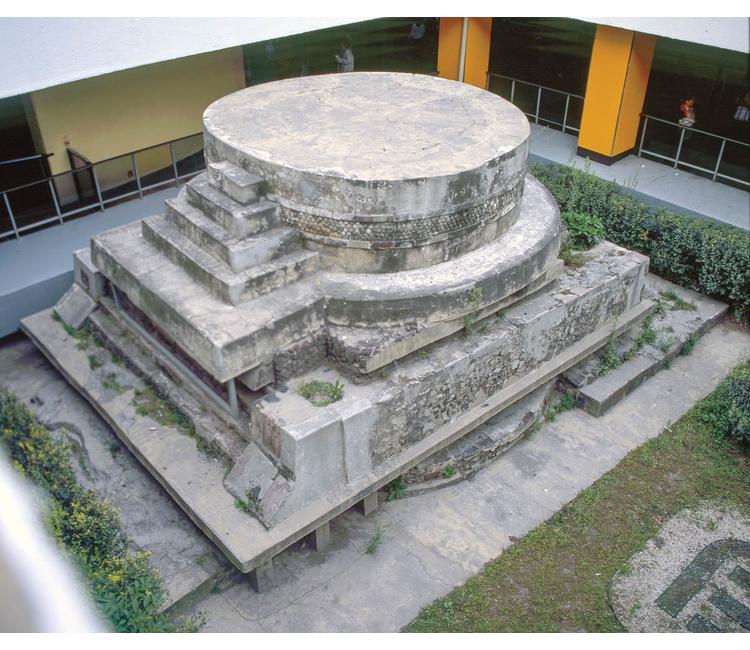 ¿Cuál es la zona arqueológica más pequeña de México?