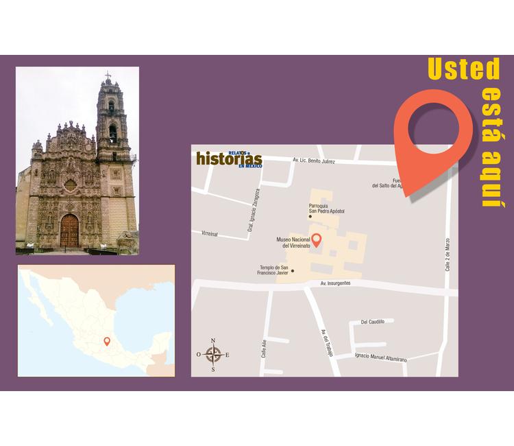 ¿Cuál es el Museo Nacional del Virreinato?