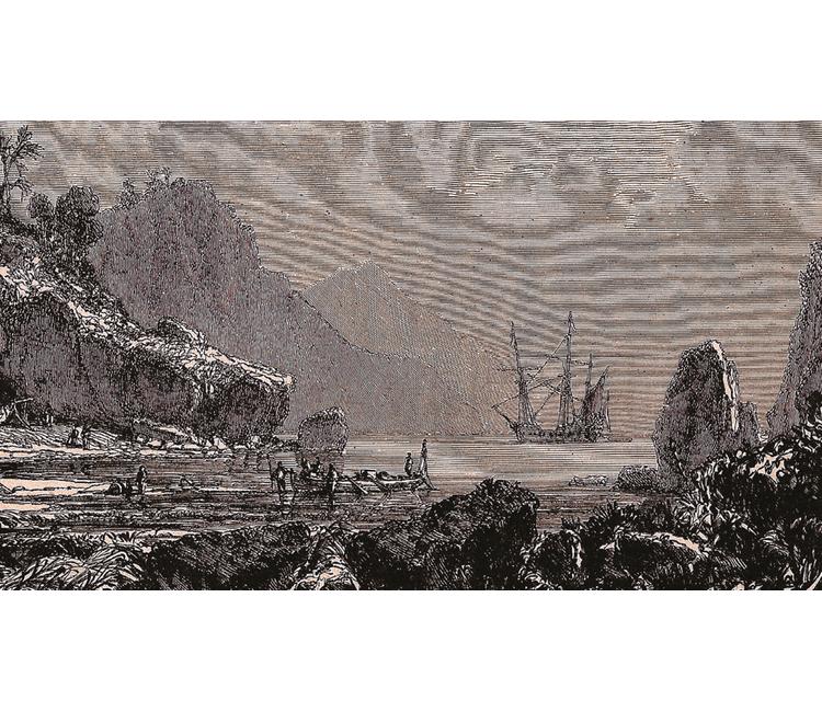 La legendaria isla de la Tortuga y los piratas del Caribe