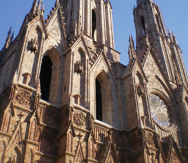 ¿Ya conocen el Santuario Guadalupano de Zamora, Michoacán?