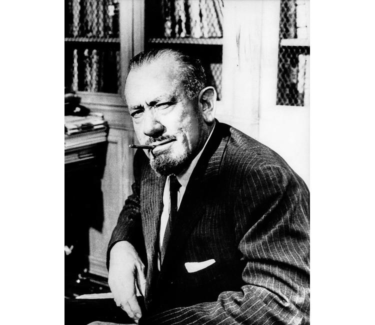 ¿Han leído al gran escritor John Steinbeck?