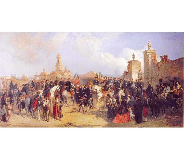 ¿Porfirio Díaz obtuvo la presidencia gracias al mariscal francés Aquiles Bazaine?