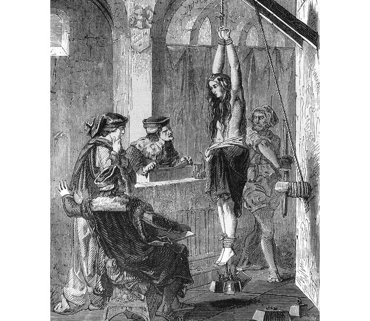 Brujas medievales