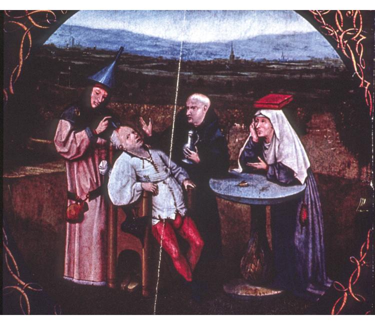 ¿Cuáles eran los remedios medicinales en la Nueva España? El lamentable caso de la madre Lorravaquio