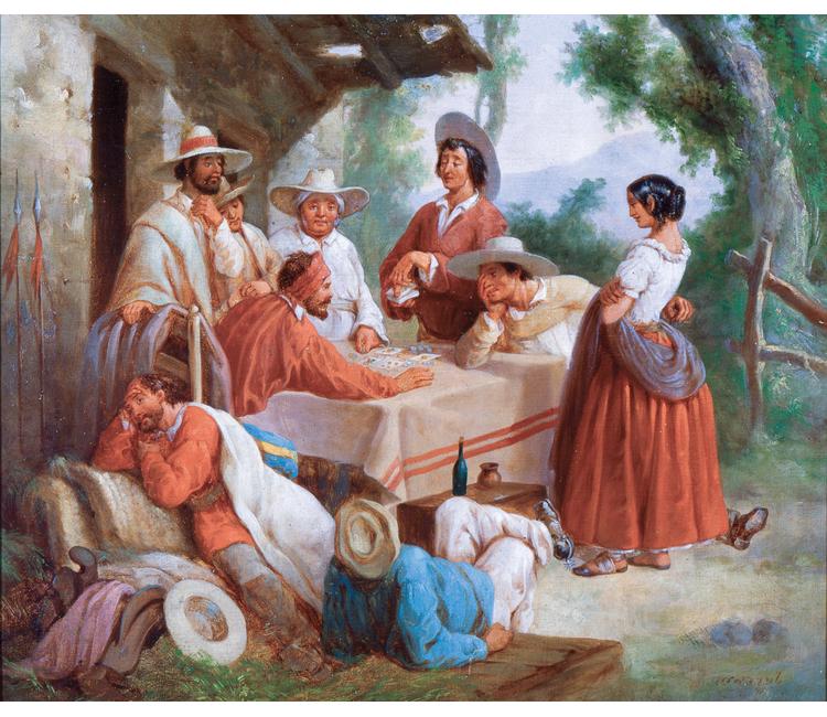 Consumo de mezcal, aguardiente y pulque en la Guerra de Independencia