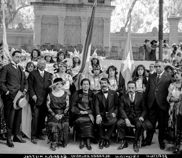 Gabriela Mistral y Roberto Bolaño, la presencia de Chile en México