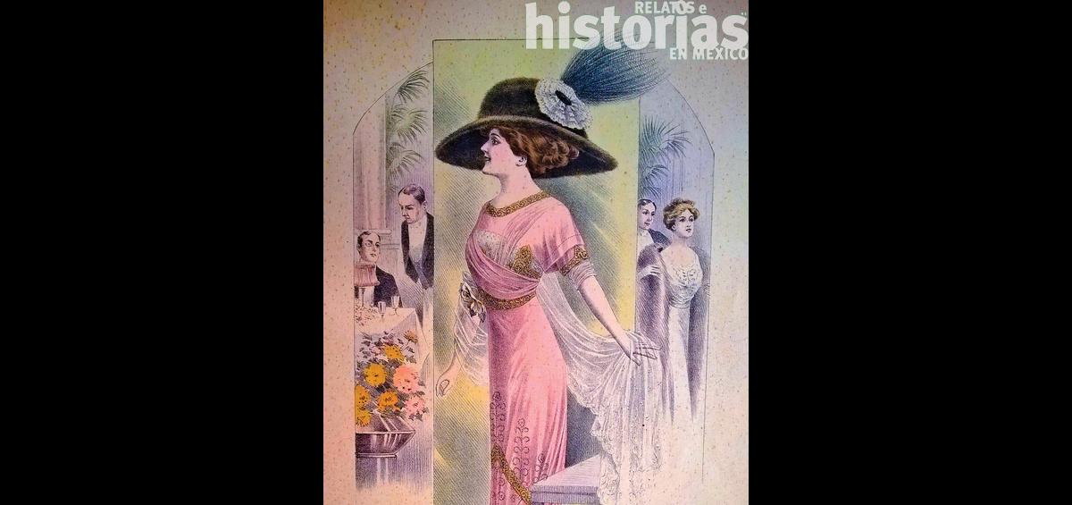 ¿Cómo eran los galanes y las coquetas del siglo XIX?