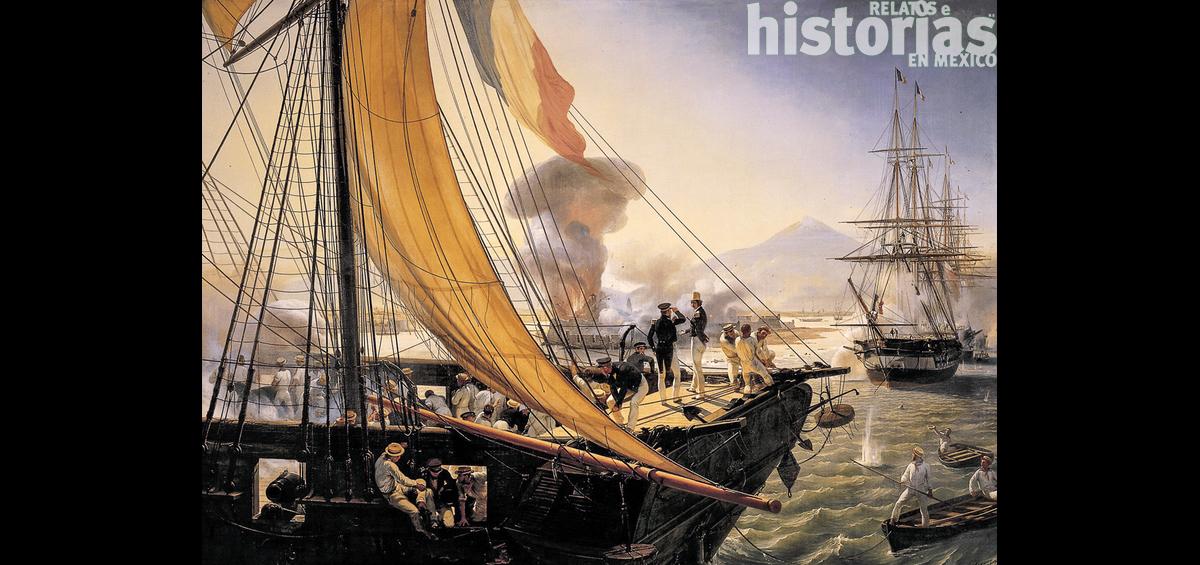 La Guerra de los Pasteles contra Francia