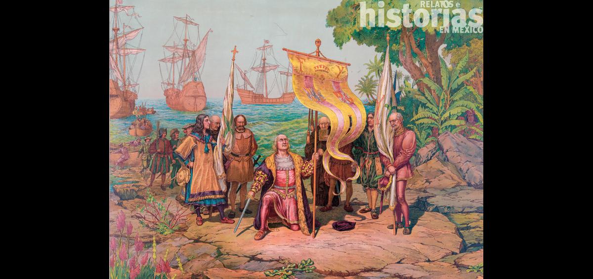"""De cuando Cristóbal Colón se tropezó con el """"nuevo"""" mundo"""